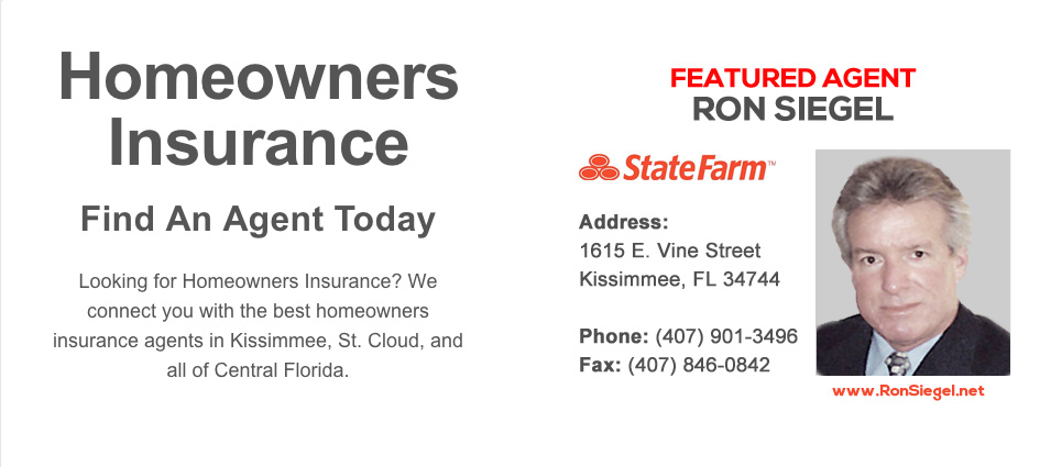Homeowners insurance kissimmee st cloud fl celebration Homeowners insurance florida
